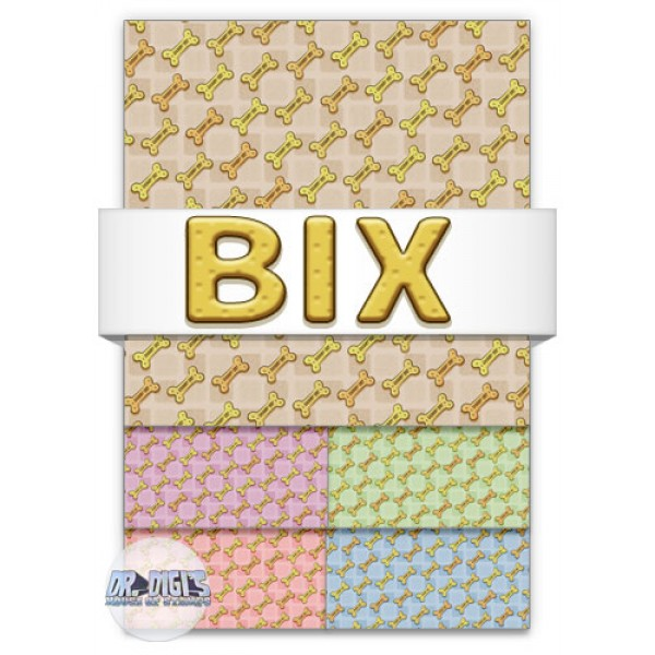 Bix Backing paper