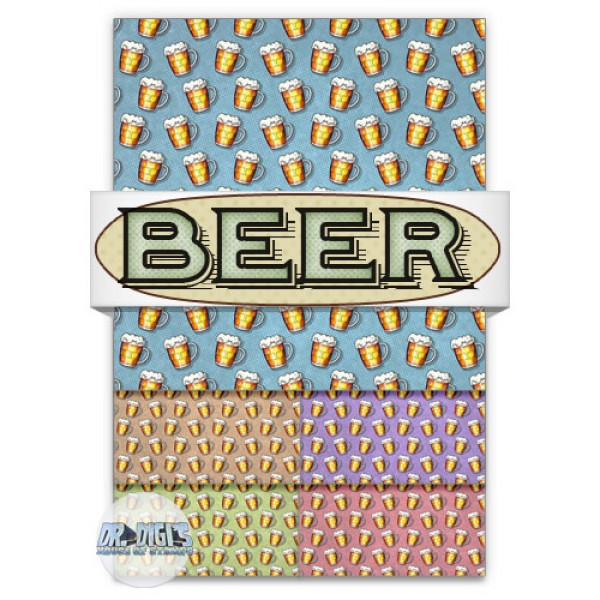 Beer Backing Paper