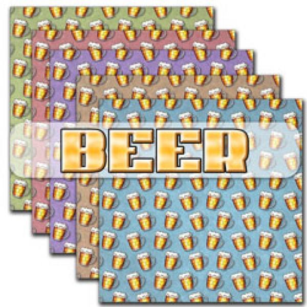 Beer Backing Paper