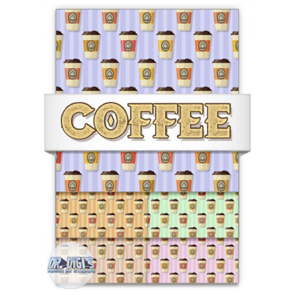Coffee Backing Paper