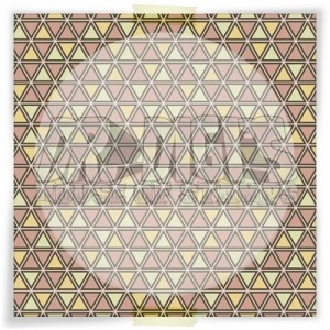 Geodesic Backing Paper