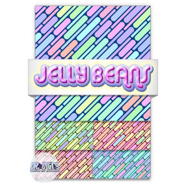 JellyBeans backing paper