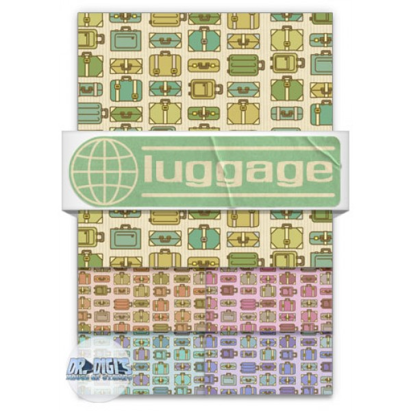 Luggage Backing Paper