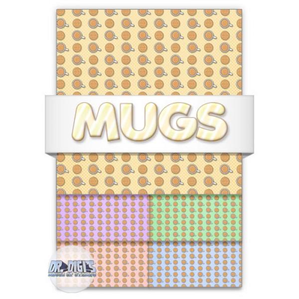 Mugs Backing paper