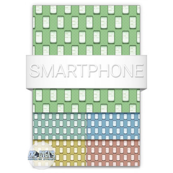 Smartphone Backing paper