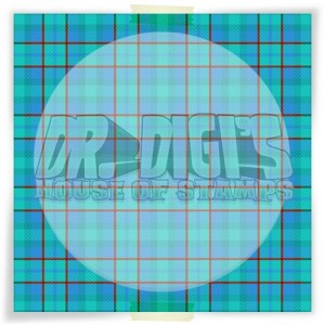 Tartan Backing Paper