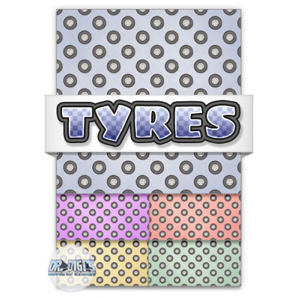 tyres backing paper