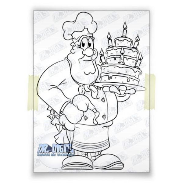 Baking Brian