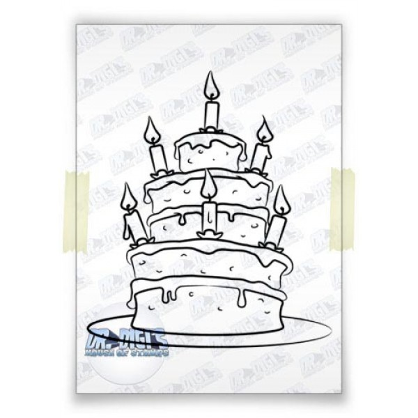 Cake and Candles
