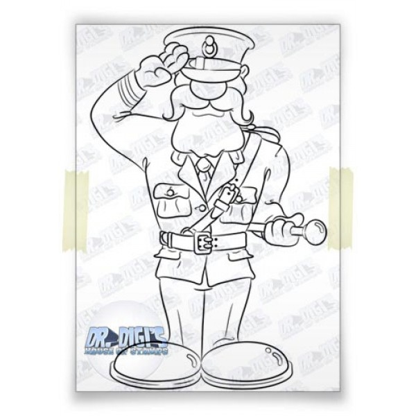 Corporal Clegg
