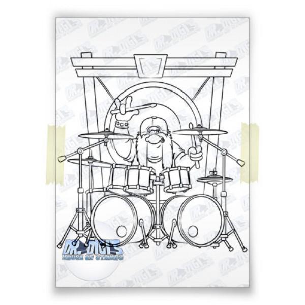 Declan the Drummer