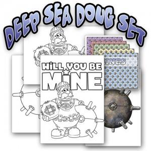 Deep Sea Doug Set
