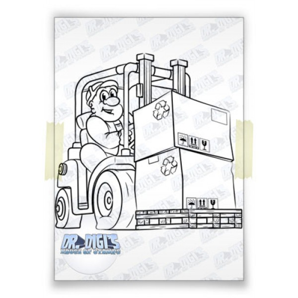 Fork Lift Fred