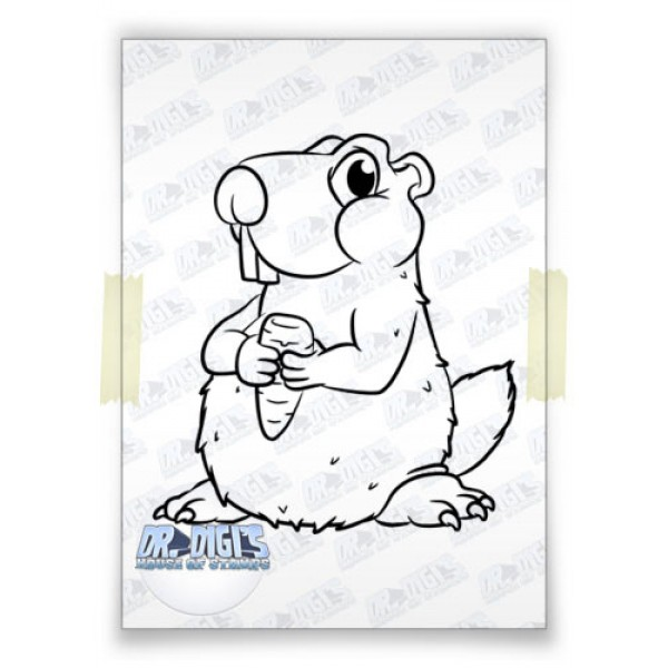 Grover the Groundhog