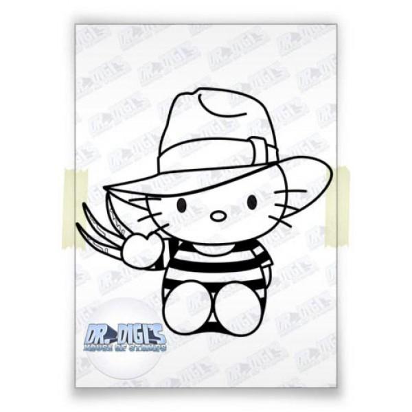 Hello Freddy mono