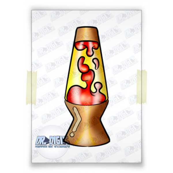 Lava Lamp (colour)