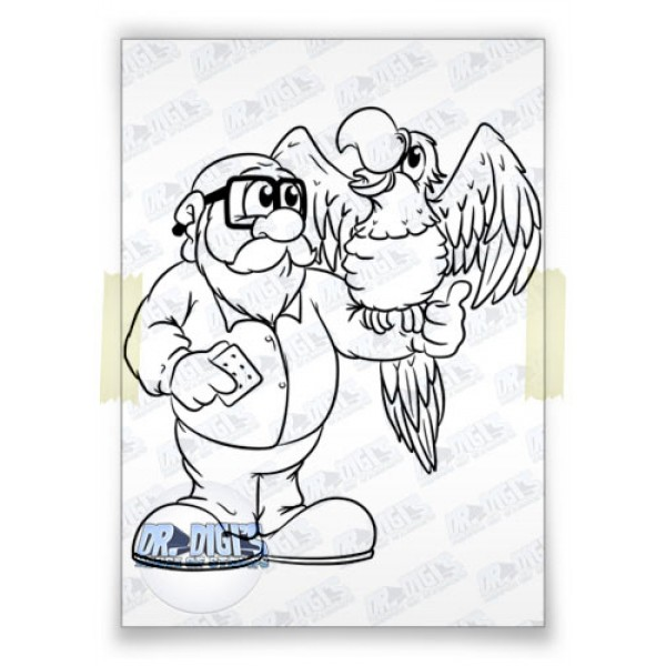 Mr Slater`s Parrot