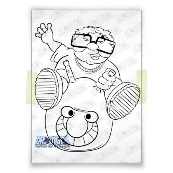 Mr. Hoppy