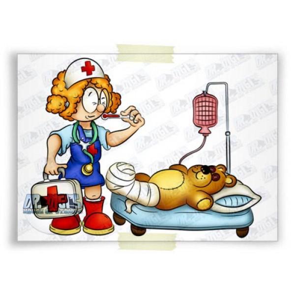 Nurse Daisy (colour)