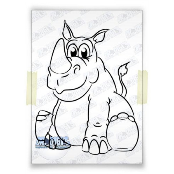 Ronald the Rhino