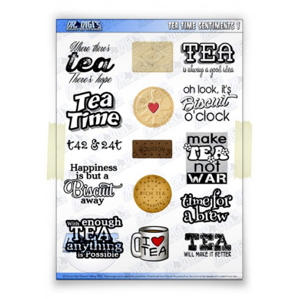 Tea Time Sentiment sheet 01