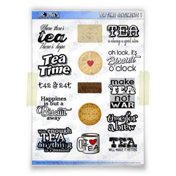 Tea Time Sentiment sheet 01