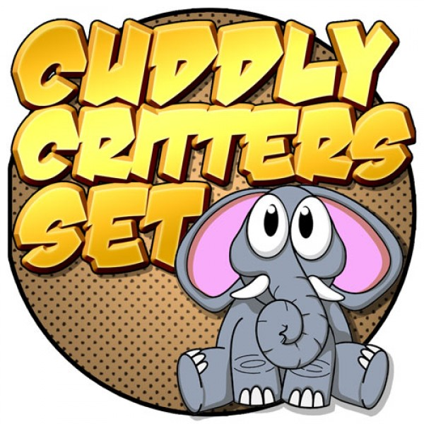 Cuddly Critters Set