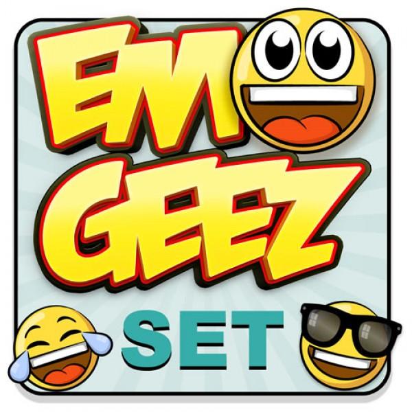 Emogeez Set