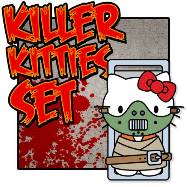 killer Kitties Set