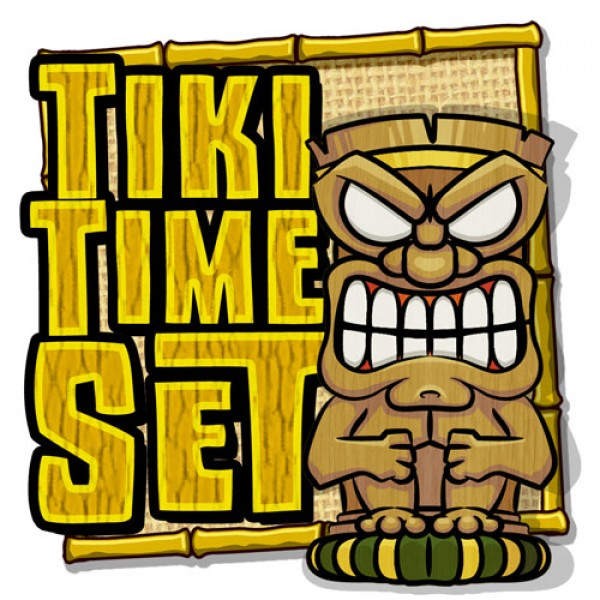 Tiki Time Set