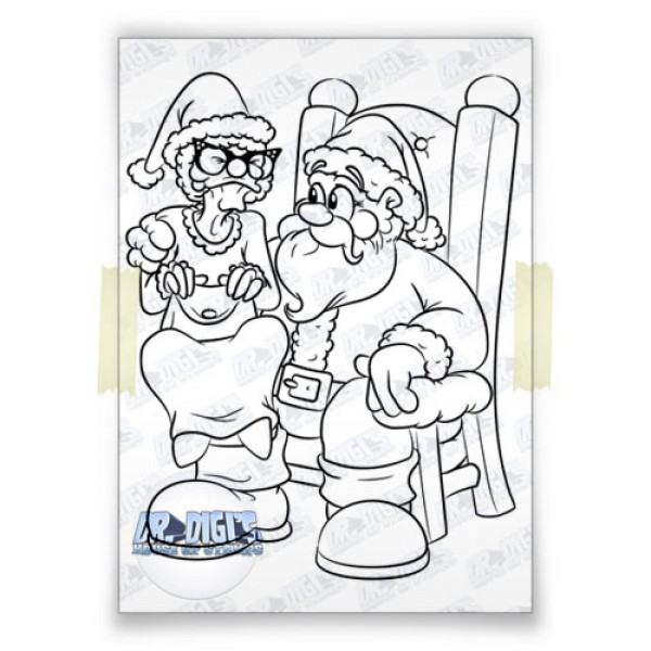 Santa`s Knee