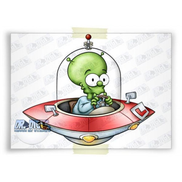 Saucer Head (colour)