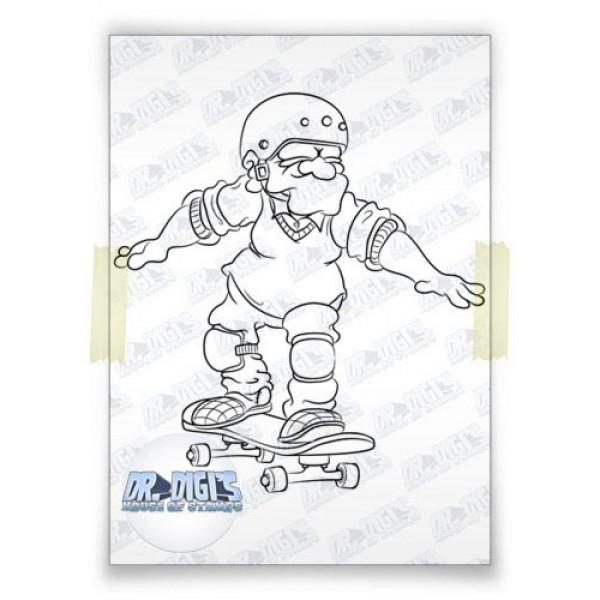 Skater Stanley