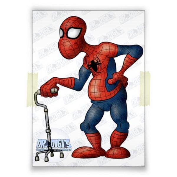 Spider Stan (colour)