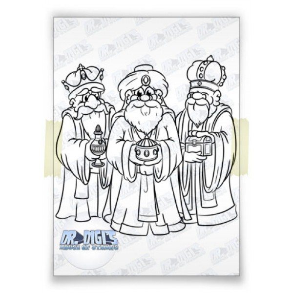 Three-Wise-Men