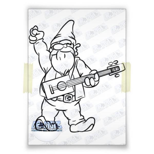 Tony I-Gnomey