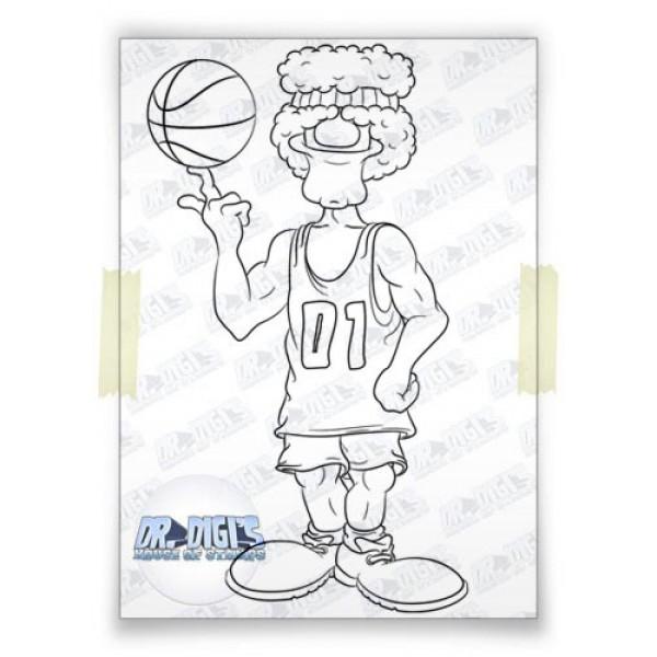 Slam dunk Duncan
