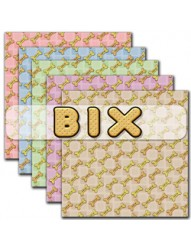 Bix Backing paper