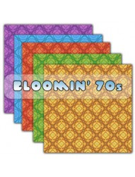 Bloomin 70s  Backing Paper