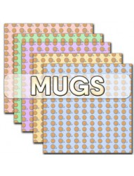 Mugs Backing paper