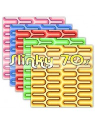 Slinky 70s  Backing Paper
