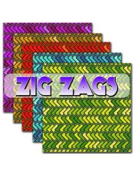 Zig Zag Backing paper