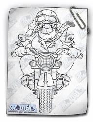 Beryl the Biker