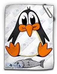 Cuddly Critters Penguin  (colour)