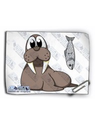 Cuddly Critters Walrus (colour)