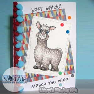 Alice the Alpaca