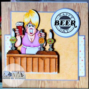 Bev the Barmaid