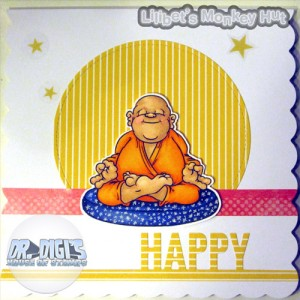Buddhist-Bernie