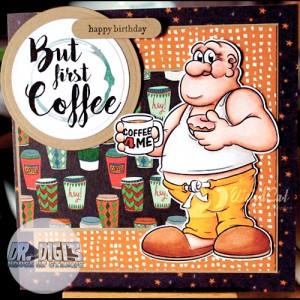 Caffeinated Craig