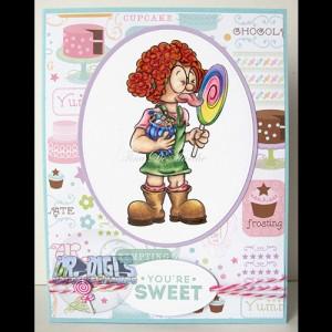 Candy Daisy